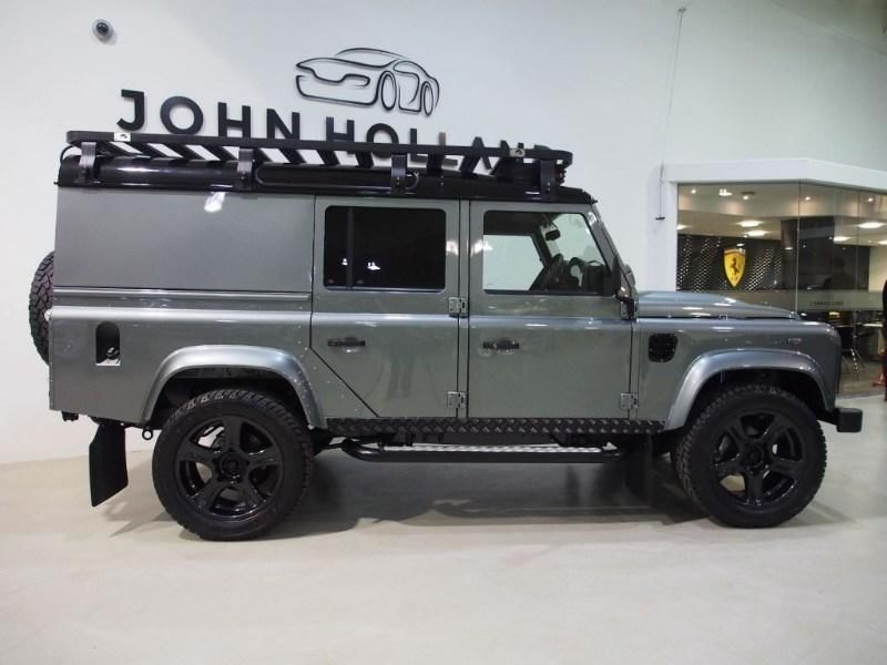 Land Rover Defender 110 XS Utility Big Bespoke Overland Conversion