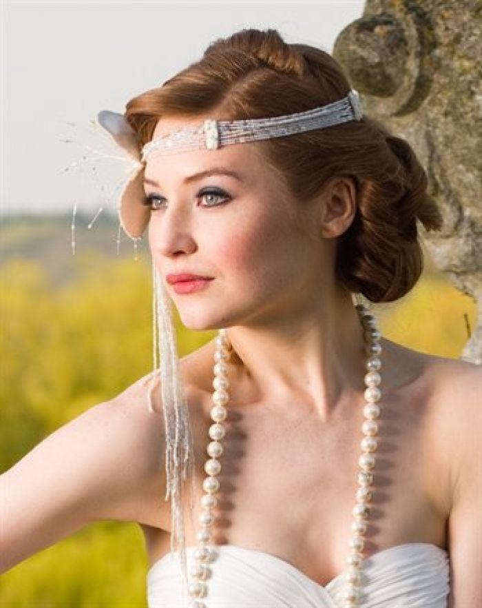 1920shairstyleforlonghair8 700×882  hair/veil