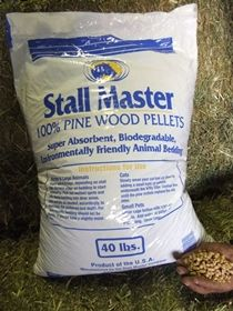 Stall Master Pellets At Finish Line Feed This Gigantic Bag Is