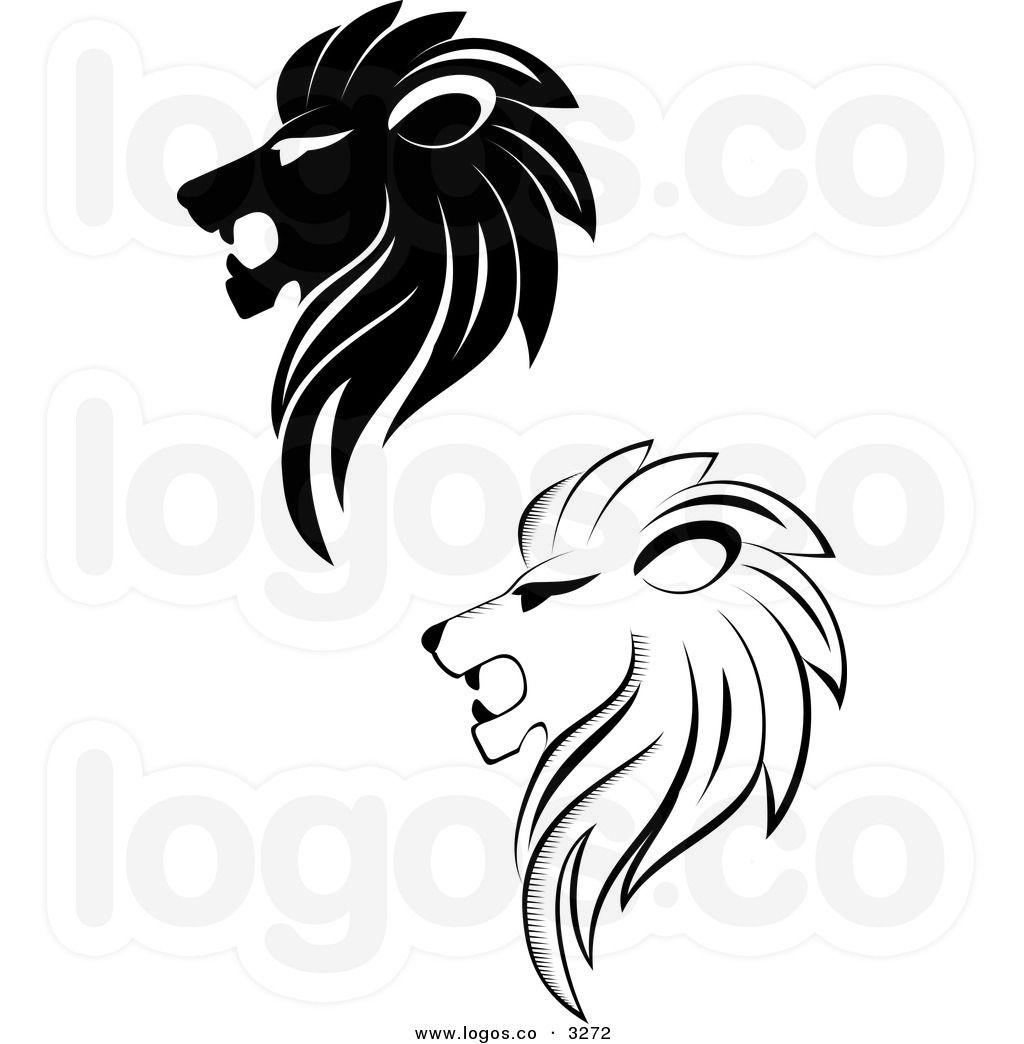 Lion Head Profile