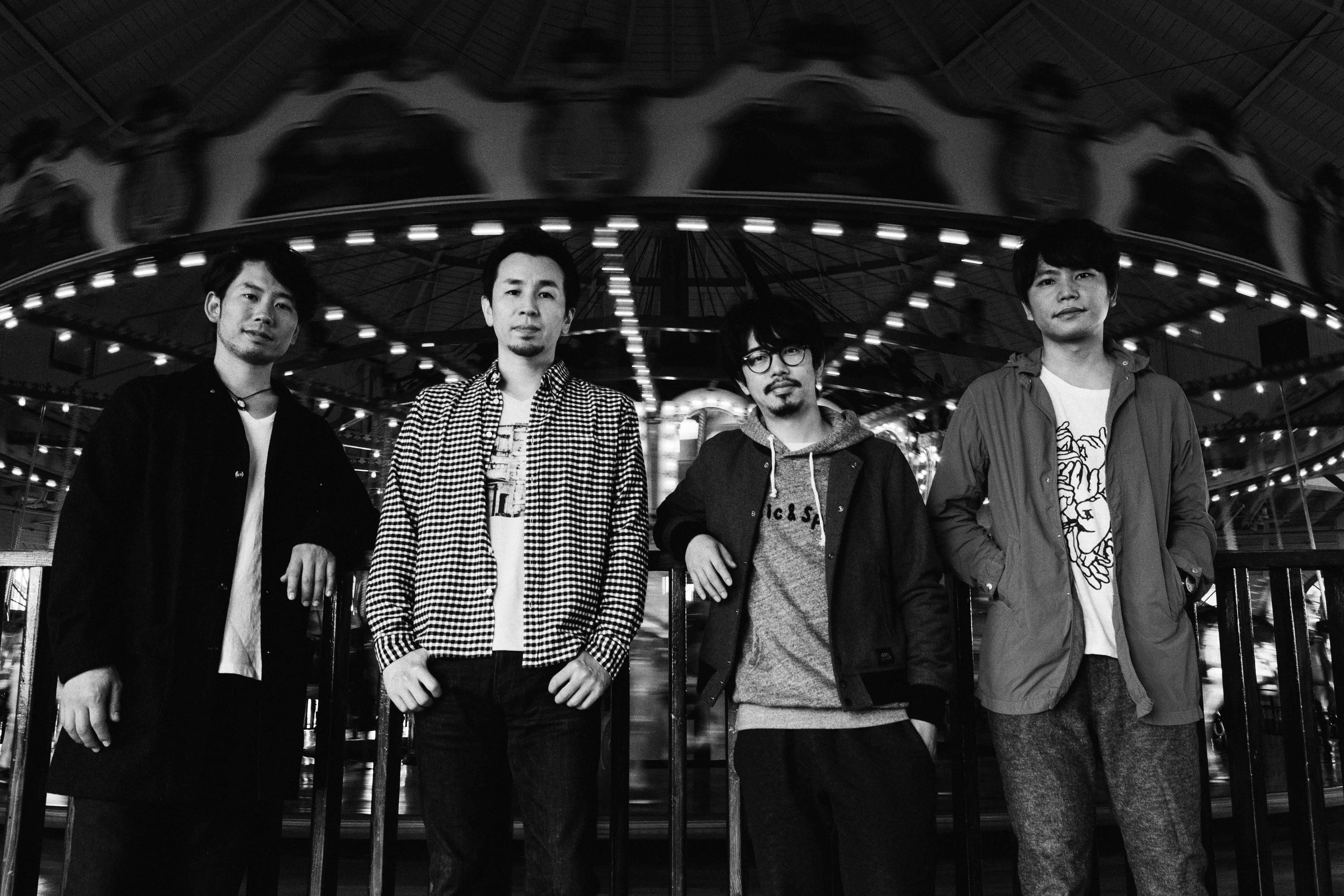 English interview with ASIAN KUNG-FU GENERATION