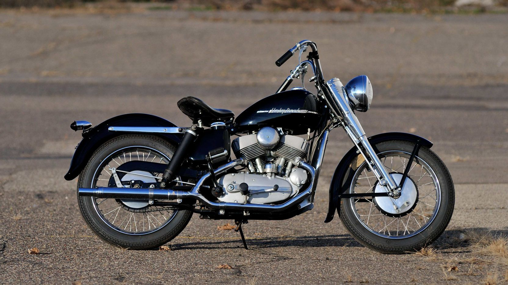 1952 harleydavidson k first year k model lot s114 las