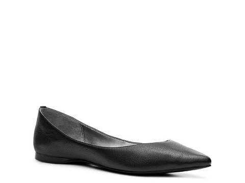 Audrey Brooke Cici Leather Flat