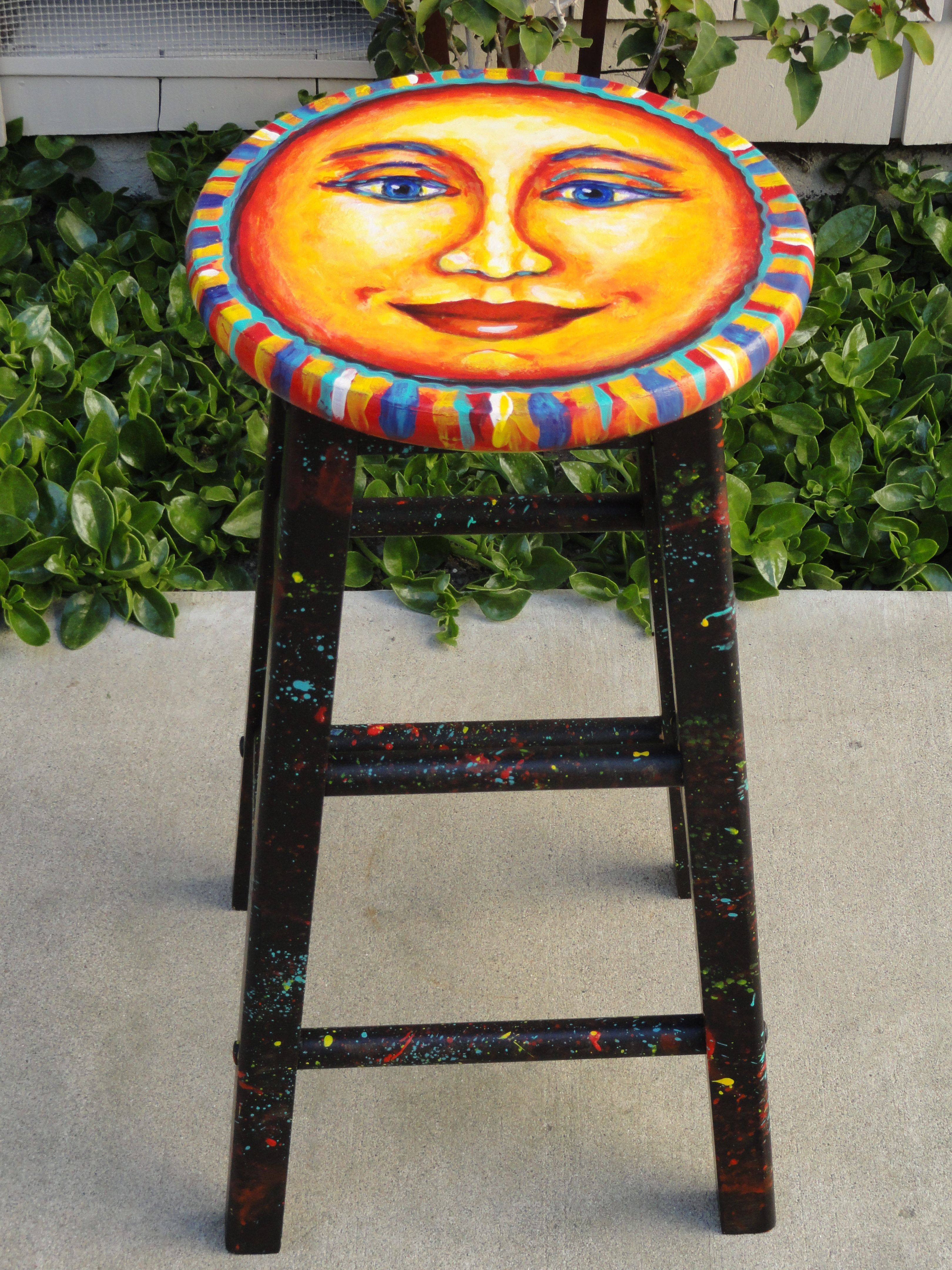 Charming Chair Sun Shannon Grissom new home stuff