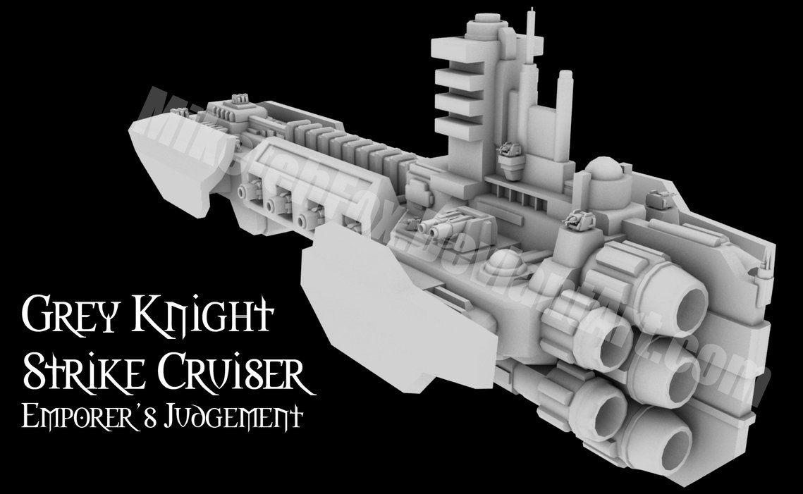 Gk Strike Cruiser Wip 03 By Miketehfox Jpg 1139 701