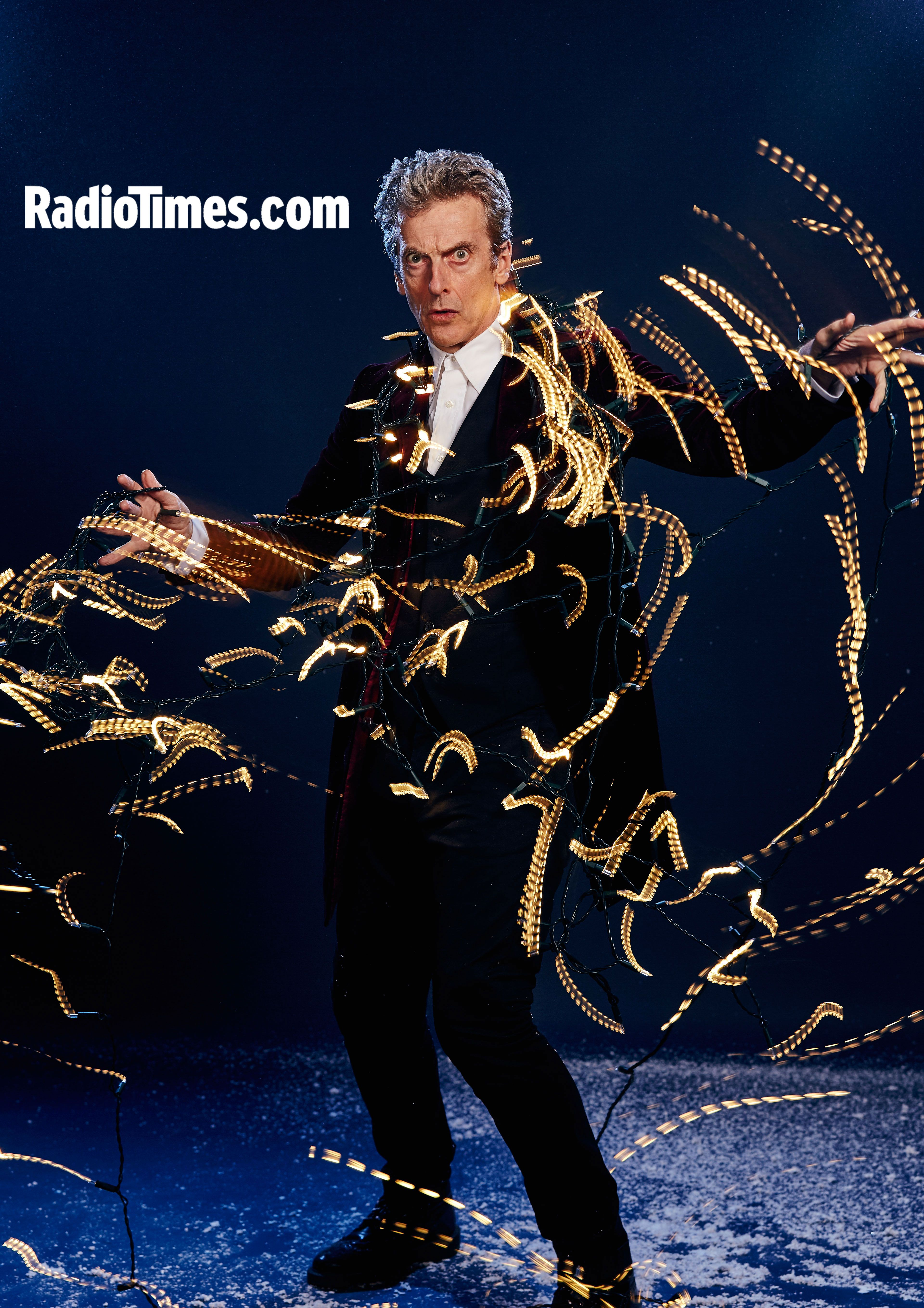 Pin by Scott Berry on Doctor Who | Doctor who christmas, Doctor who, Peter capaldi