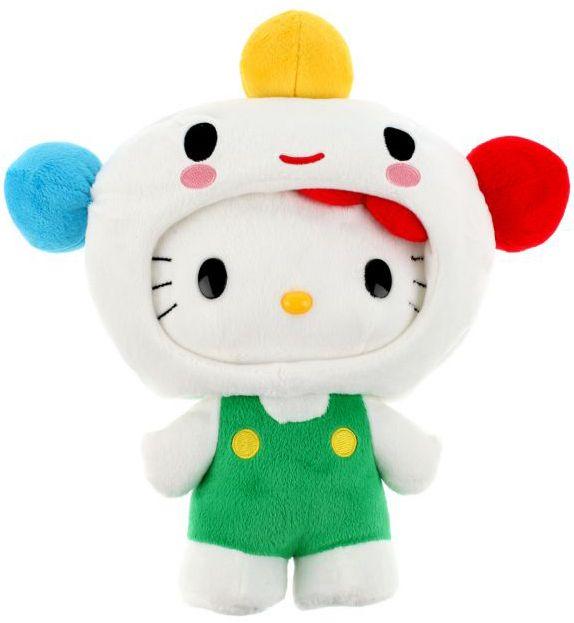 Coleccion Wish Come True For Hello Kitty De Friends With You Hello Kitty Arte De Hello Kitty Juguetes
