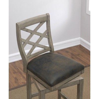 Enjoyable Gateway Bar Height Stool Graphite Grey Reclaimed Wood Pdpeps Interior Chair Design Pdpepsorg