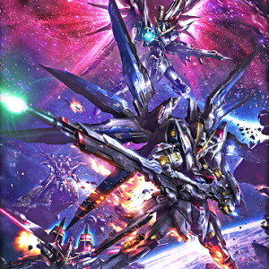 High Detail Gundam and Mobile Suit artworks by PlamoHuman