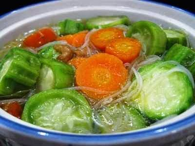 Resep Sayur Oyong Bihun Resep Masakan Resep Sup Masakan