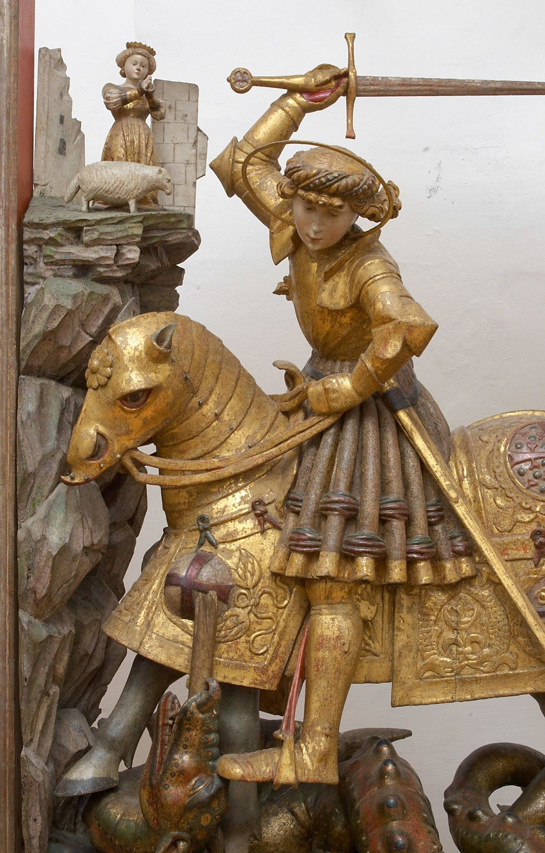 Maler Mittelalter