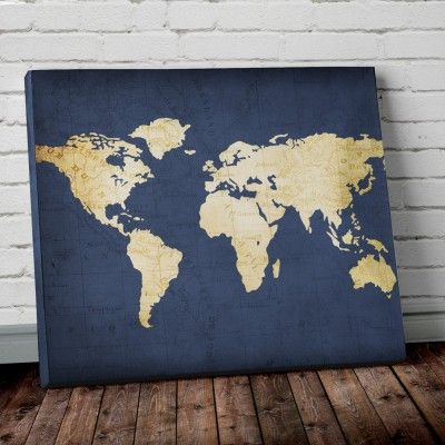 Navy blue world map navy blue navy and room navy blue world map gumiabroncs Images
