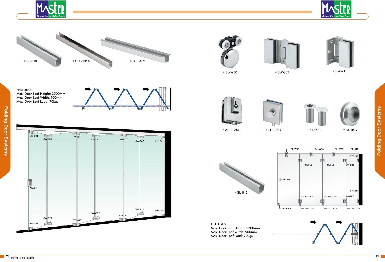 Folding Glass Doorsfolding Glass Door System Master Home