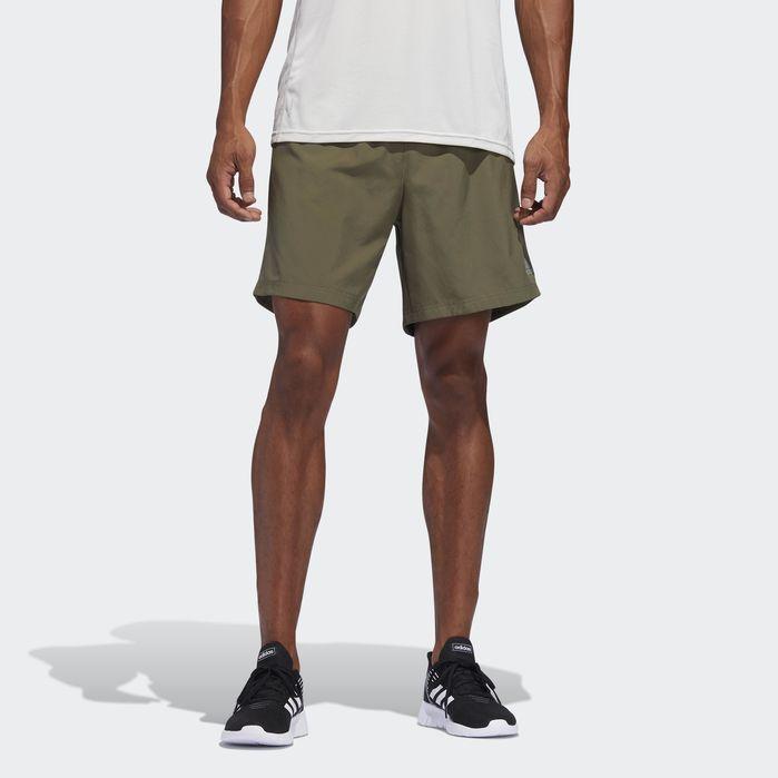 2fb357541 Own the Run Shorts Raw Khaki XL7 Mens