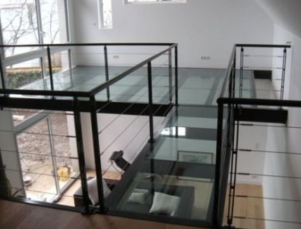 Pin by Tina Fitzgerald on Bridge ceiling Glass floor