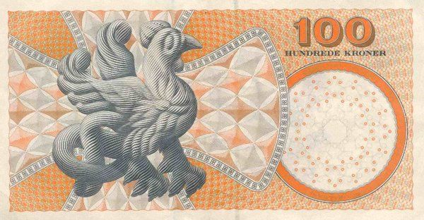 Danish Krone Dkk Currency Calculator And Exchange Rate Krone Note