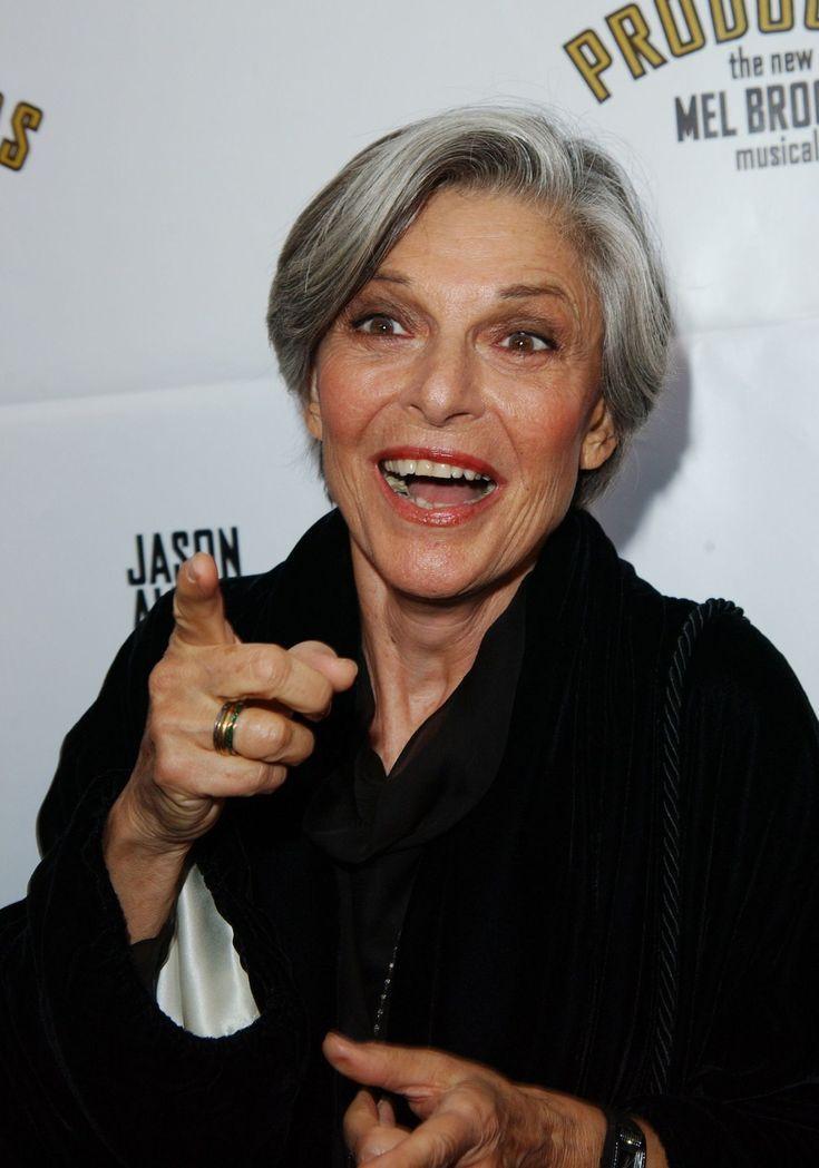 Celebrity Cancer Deaths - From Patrick Swayze to Eartha Kitt: Anne Bancroft