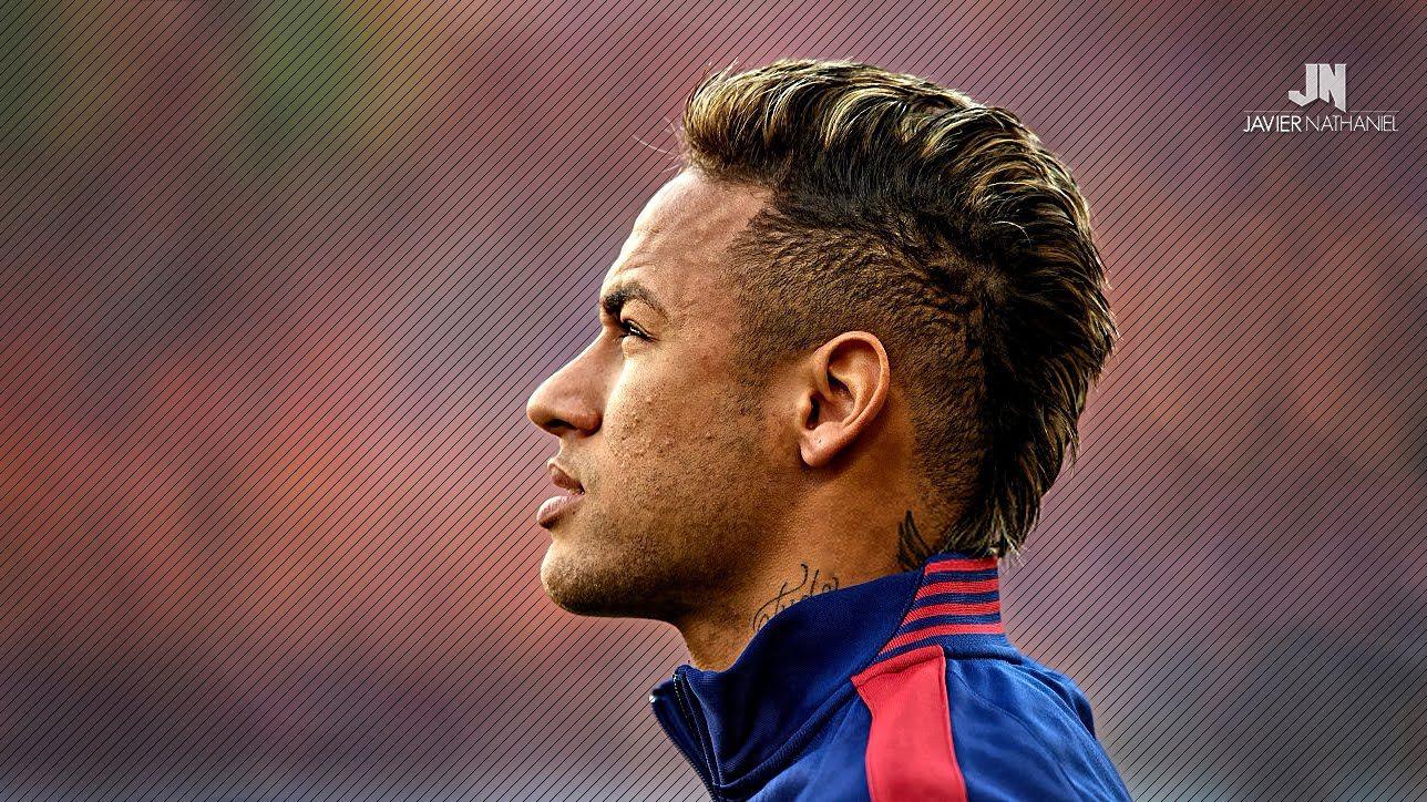 Neymar Haircut http://www.menshairstyletrends.com/neymar-haircut/ #menshair #menshairstyles #soccerhairstyles #neymar #neymarhaircut #neymarhairstyle #neymarmohawk #neymarjr #mohawk