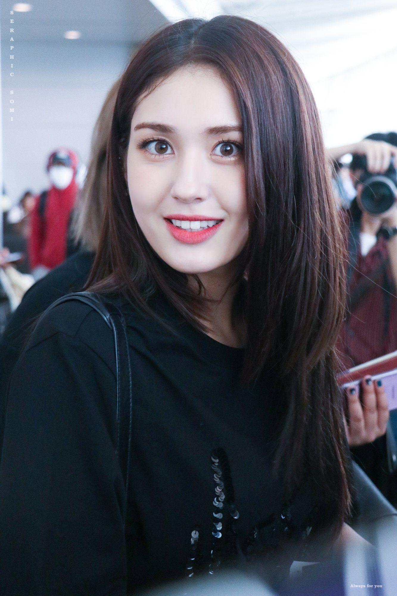 jeon somi | Jeon somi, Retratos de chicas, Fotos tumblr mujer