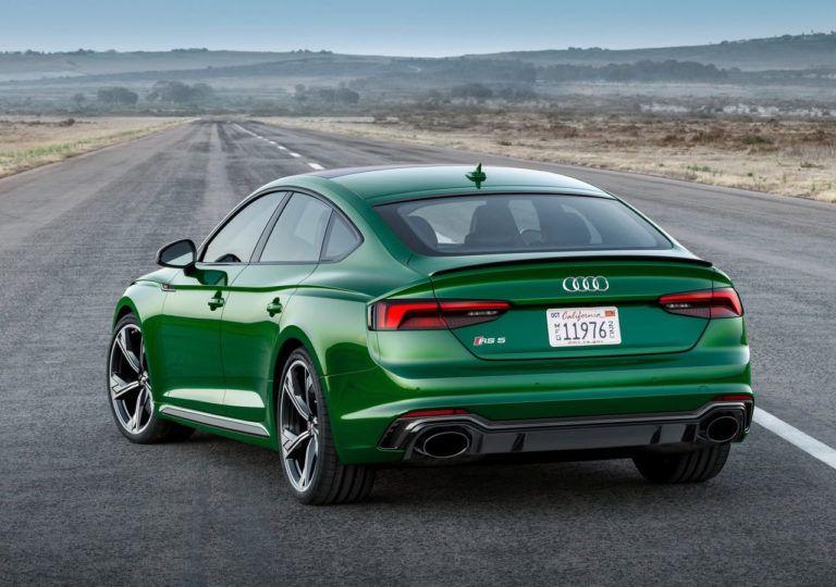 2019 Yeni Kasa Audi Rs5 Sportback Ozellikleri Cars Automobile
