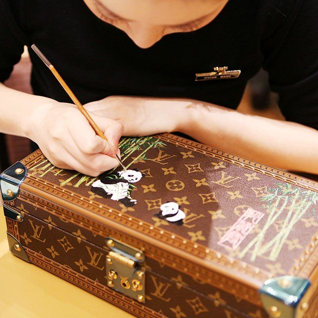 new concept 7157a b6645 Louis Vuitton 8 Watch Case | All things French | Louis vuitton ...