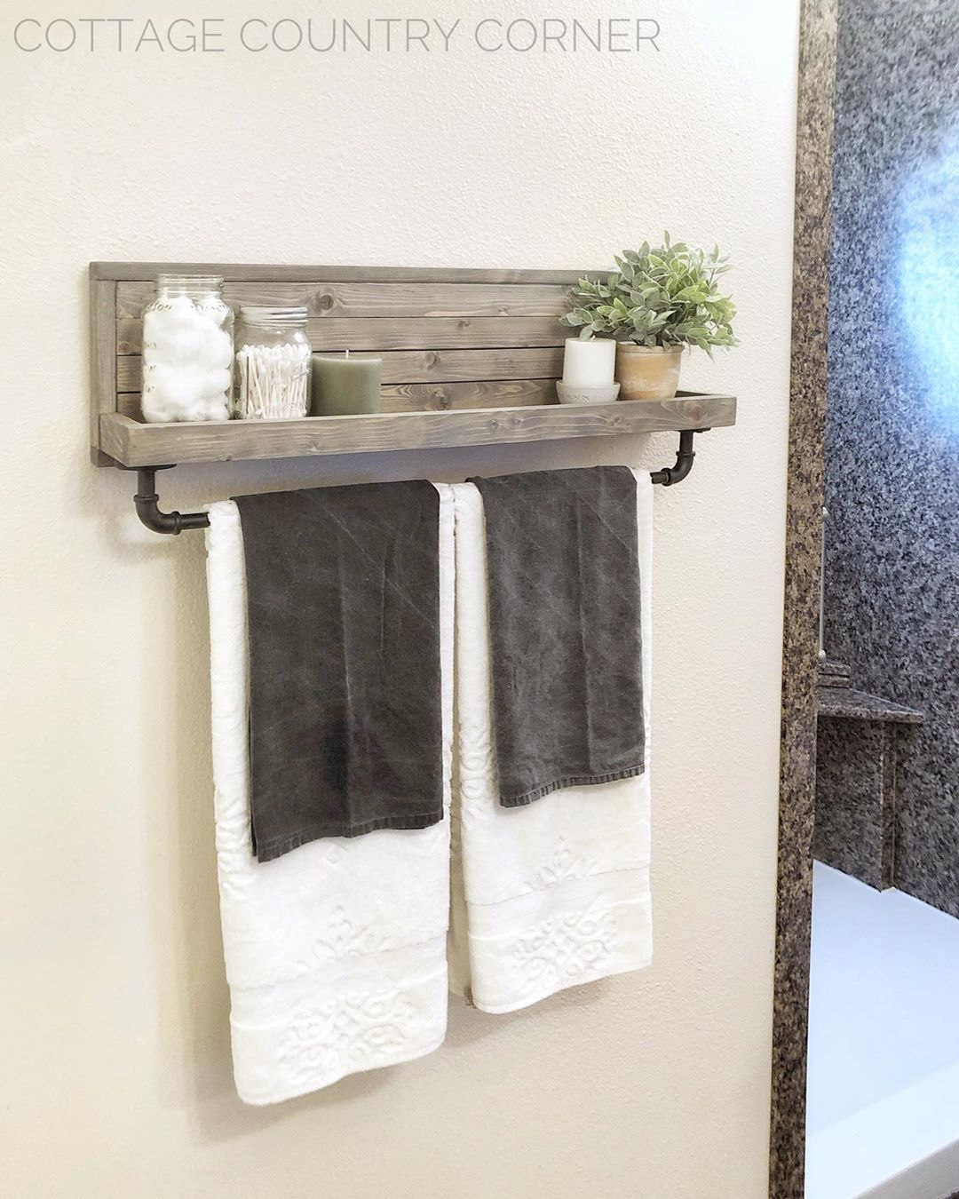 When I Designed Our Towel Racks I Had No Clue You Would All Love Them As Much As I Do They Are Now One Of Our T Bathroom Decor Towel Rack