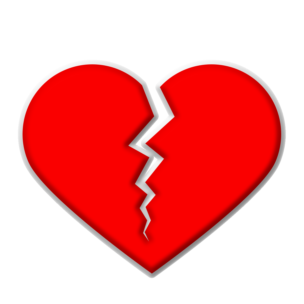 Free Download High Quality Broken Heart Png Transparent Background This Is Vector Lovely 3d Png Red Color Broken H Love Png Broken Heart Transparent Background