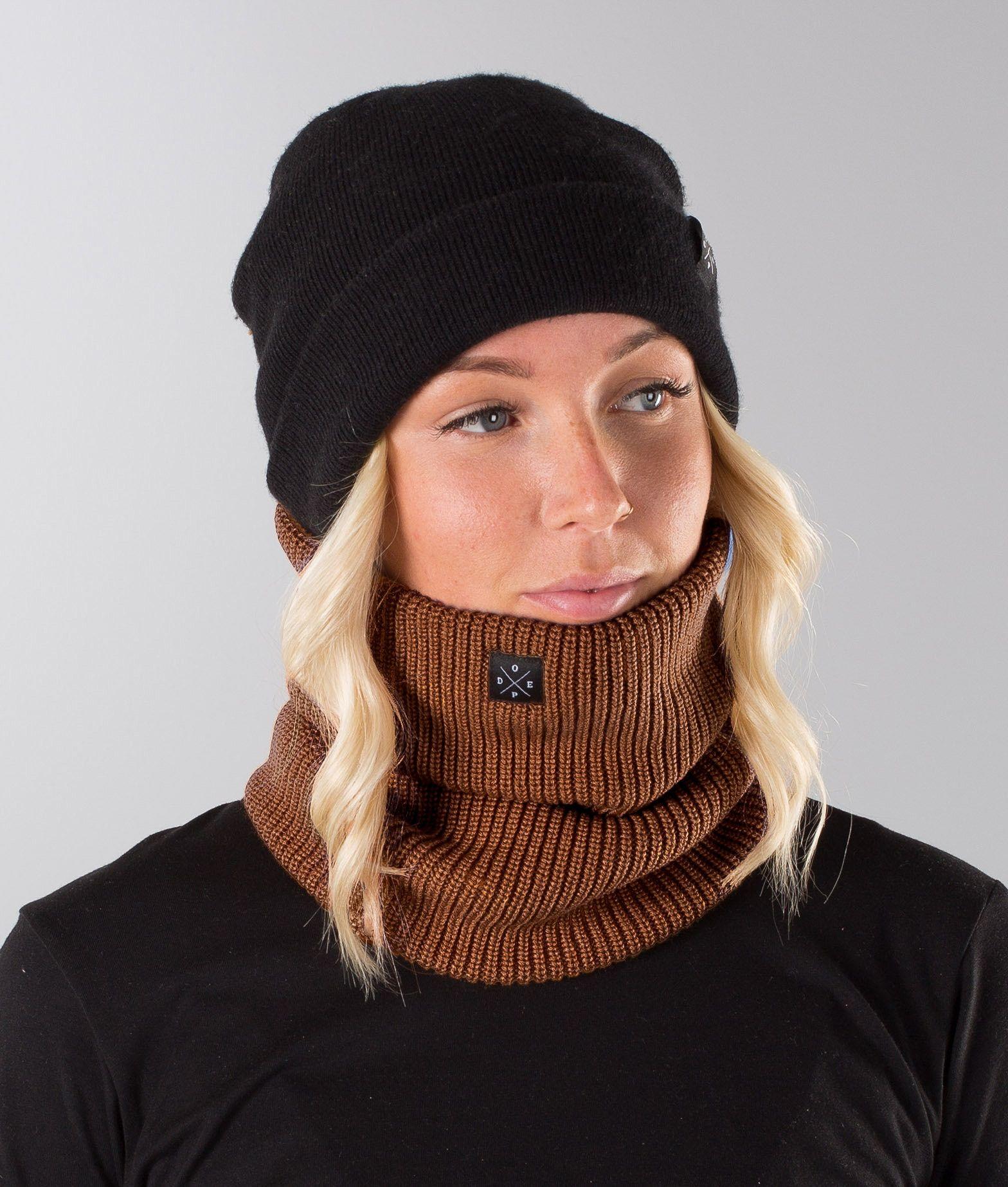 Snowboard Neckwarmer Neck Warmer Knitted Hats Fashion