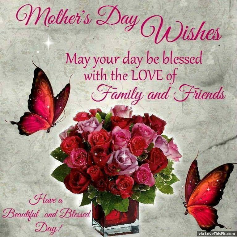 Mothers Day Wishes Pictures Photos And Images For Facebook Tumblr Pinterest And Happy Mothers Day Wishes Happy Mothers Day Images Happy Mother Day Quotes
