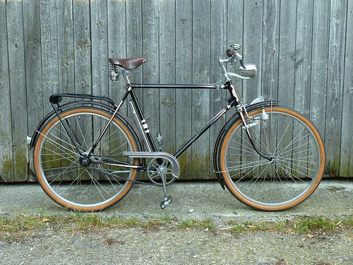 1954 Nsu Vintage Bicycles Old Bicycle Look Bicycles