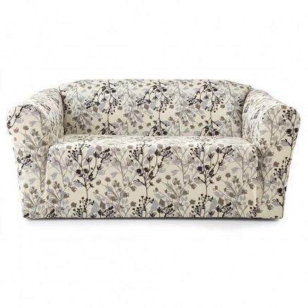 Sears..SureFit(TM) 'Bellwood' Stretch Printed Slipcover Collection