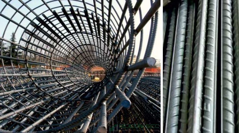 Rebar Detailing Services Dubai, UAE - Tilt Panel, Bar