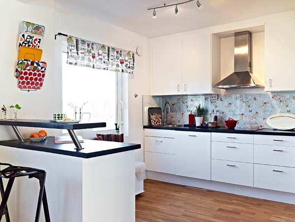 Refined House Apartment with Semi-Open Floor Plan   Deco ...