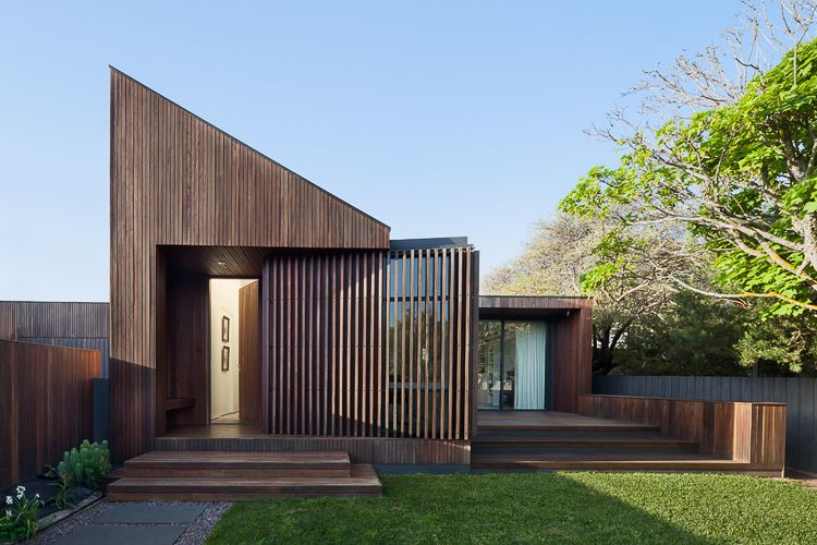 Timber Houses House Architects And Architecture
