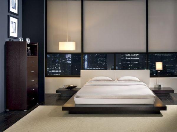 Asiatisches Schlafzimmer ~ Schlafzimmer asiatisch das betthaupt aus bambus zaubert unser
