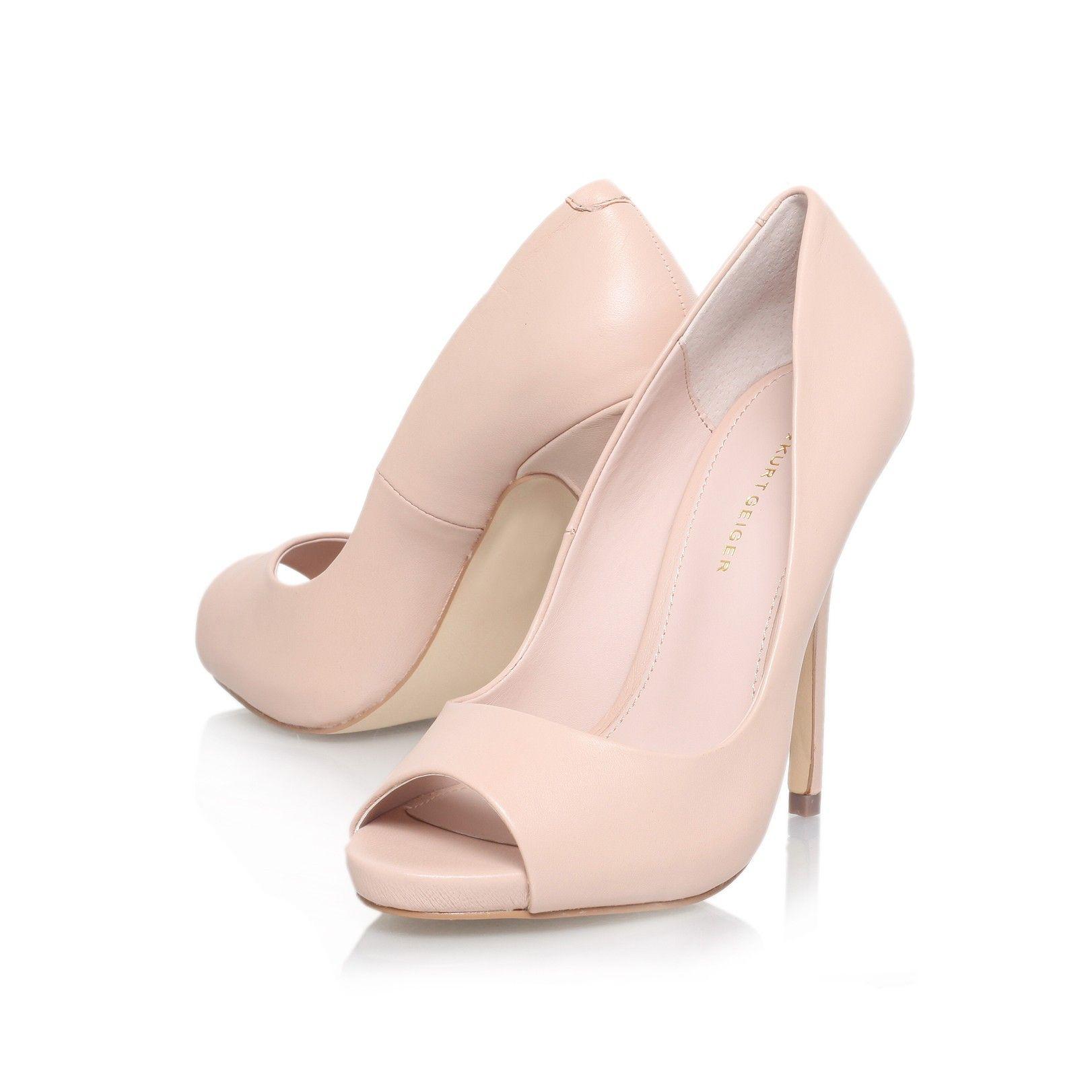 dreamie, nude shoe by kg kurt geiger -