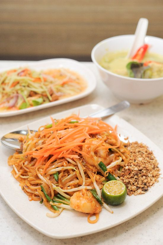 I was craving for Thai food after blogging about my trip to Bangkok. Since folks kept telling me that Jai Thai serves cheap and good Thai food, I decided to m