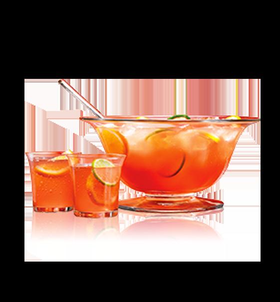Tiki Rum Punch – Oak & Cane