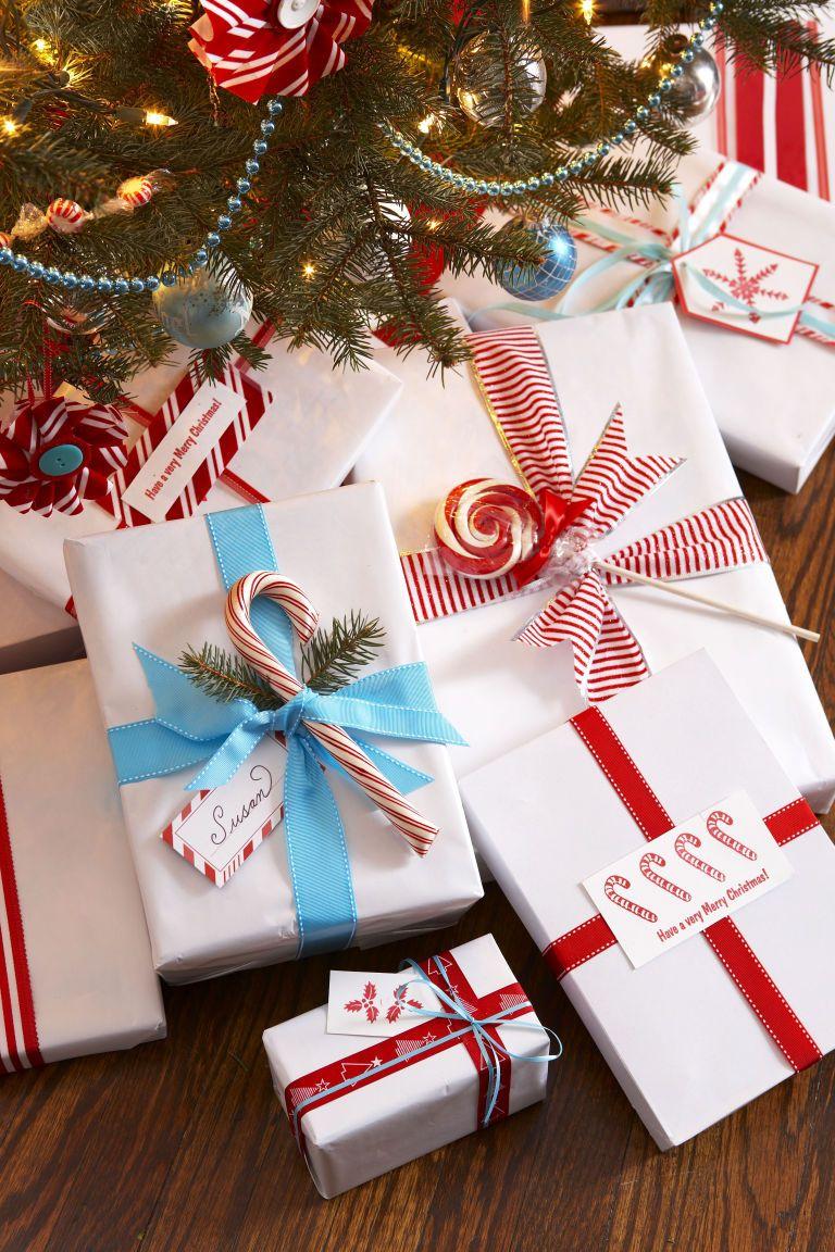 35 Genius Gift Wrap Ideas for Prettier Presents | Christmas ...