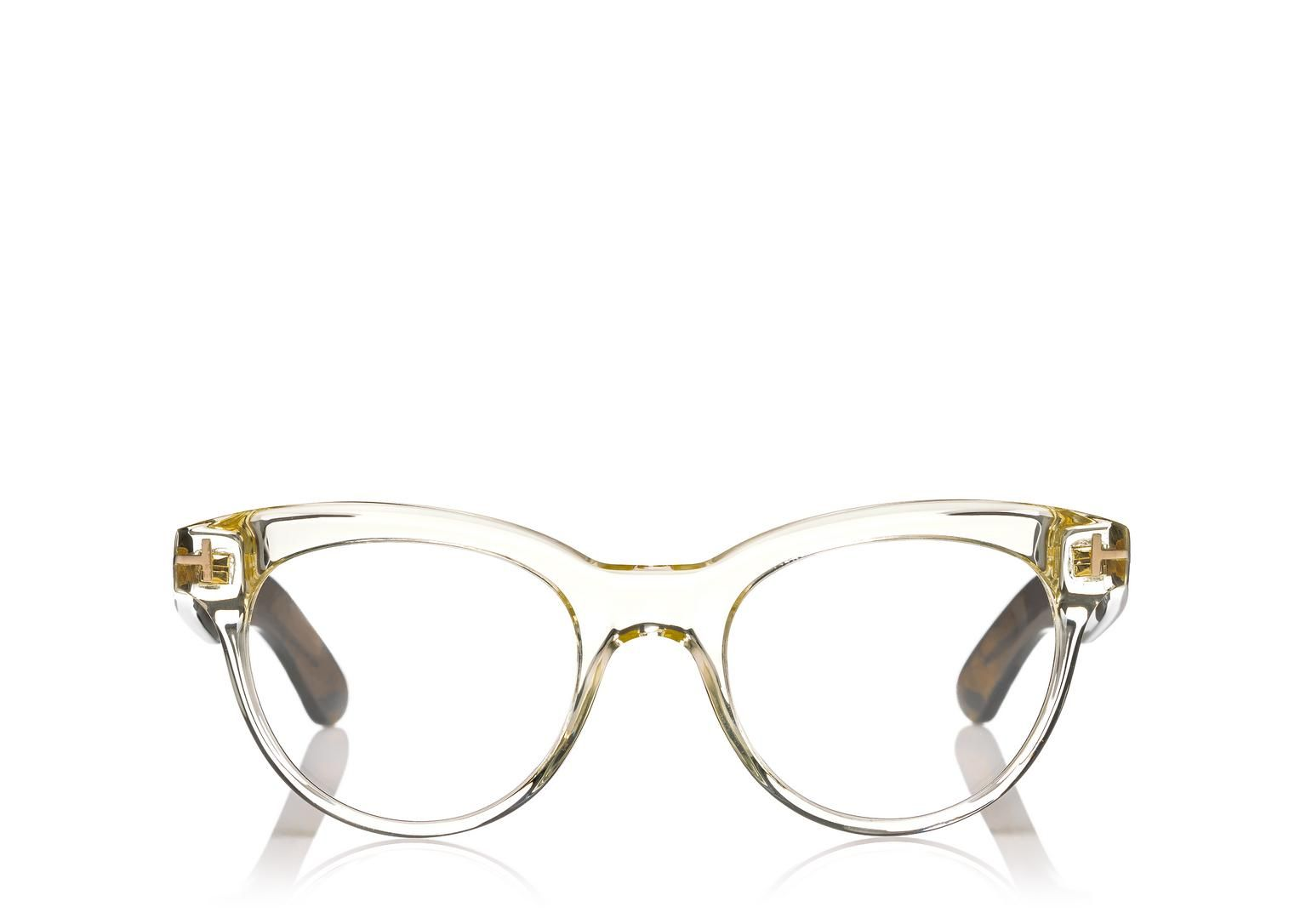 Round Optical Frame | Shop Tom Ford Online Store | Pin-up ...