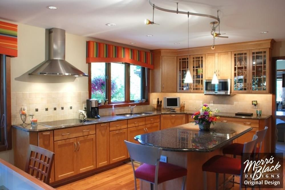 50 Stunning Contemporary Transitional Kitchen Designs Kitchen