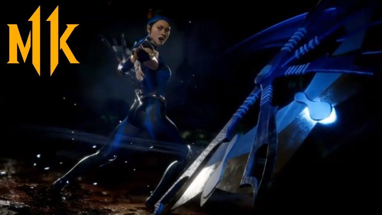 Mortal Kombat 11 Kitana Fatal Blow And Fatality Kitana Mortal
