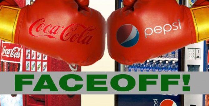 coke competitors