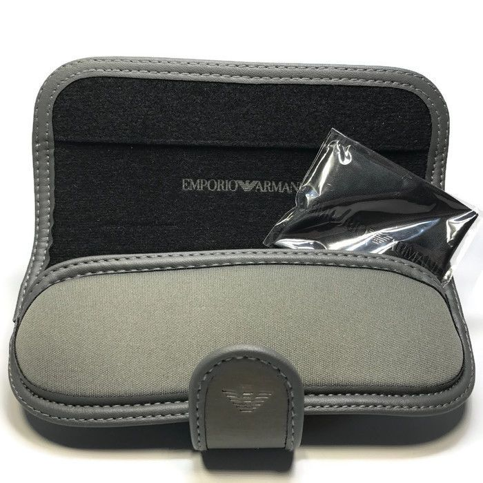 9453714b7d69 Emporio Armani Eyeglasses Reading Glasses Case Only w Cloth