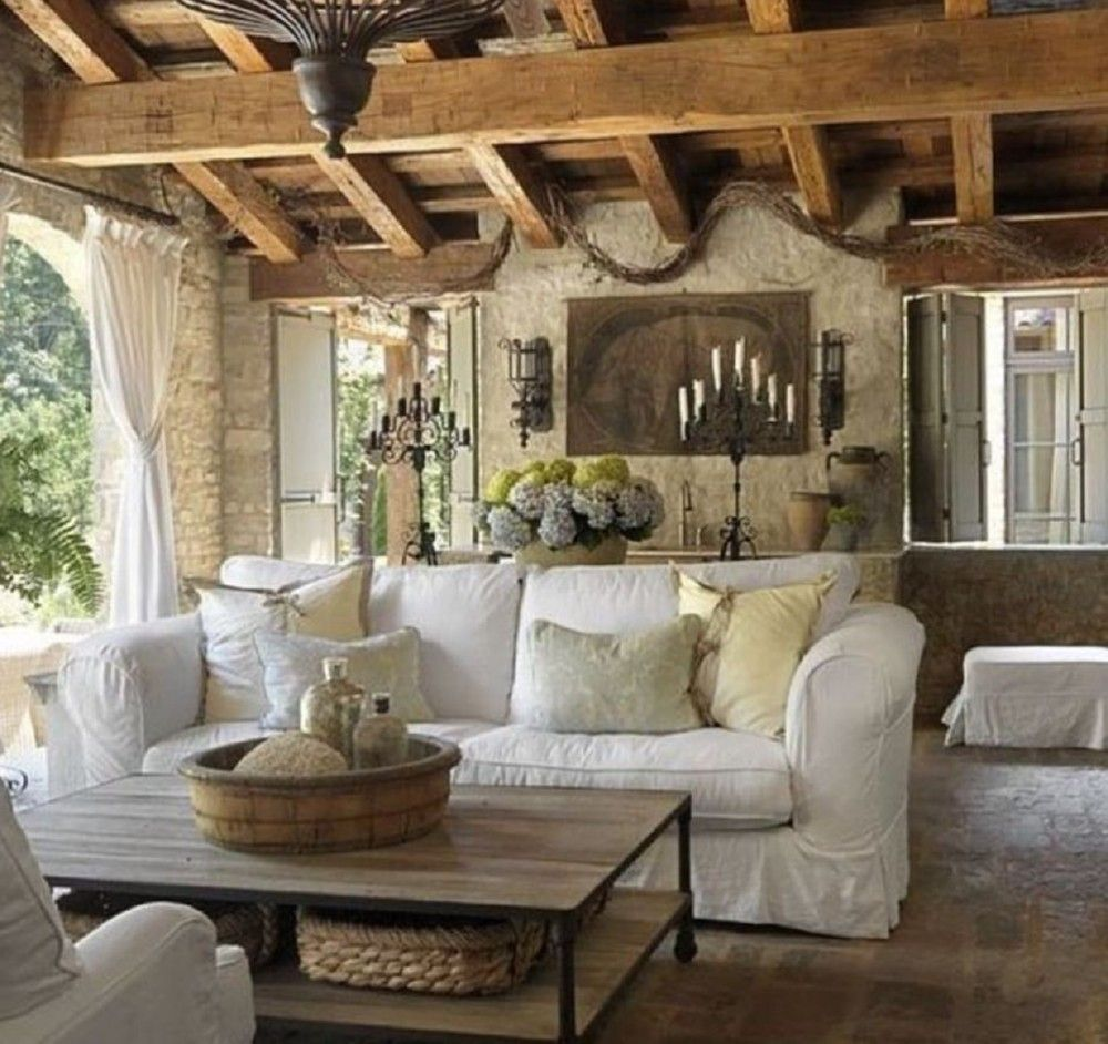 35 California Country Home With Outdoor Living Spaces