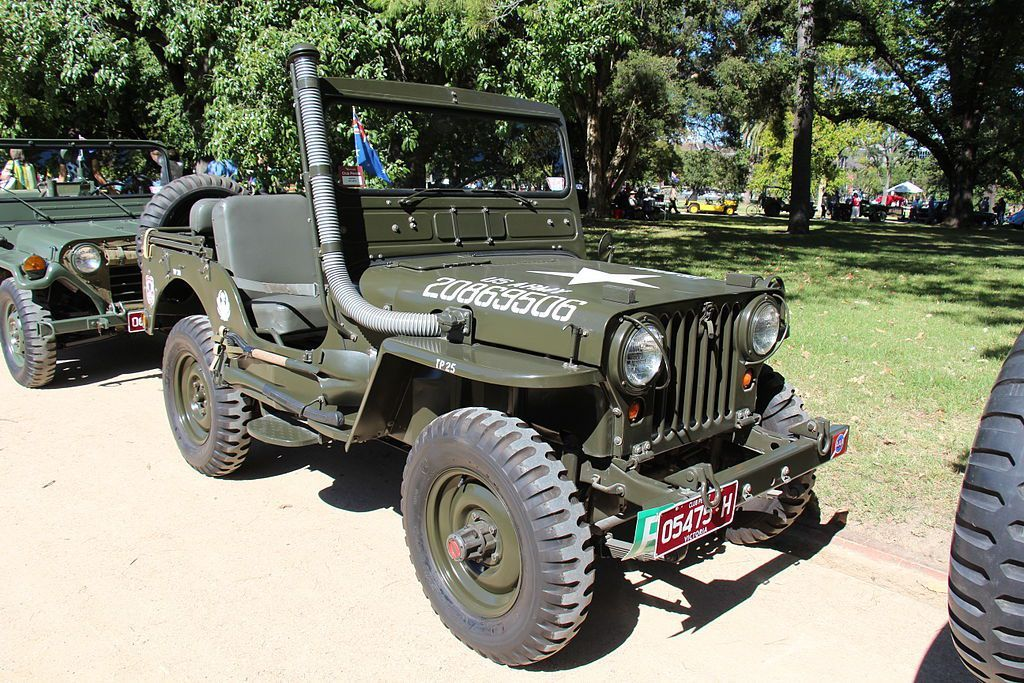 Information On The History Of The Civilian Jeep Or Cj Classic Trucks Custom Trucks Trucks