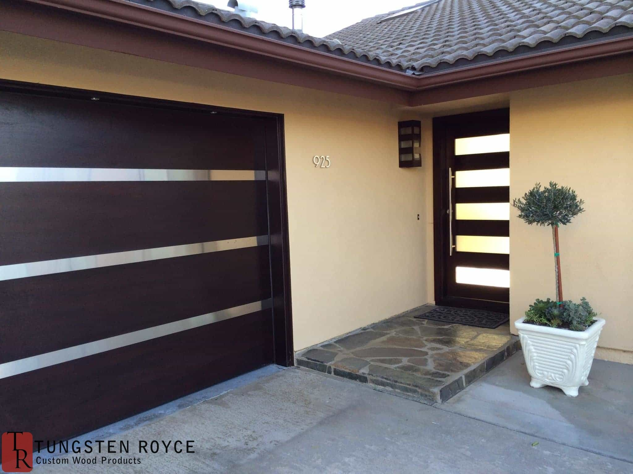 Modern Garage Doors In 2019 Garage Door Modern Garage Doors