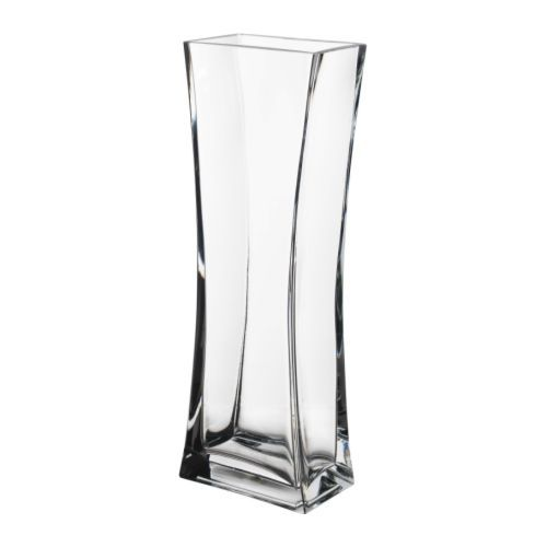 Rektangel Vase Ikea Mouth N Each Has Been Shaped By A Skilled Craftsman