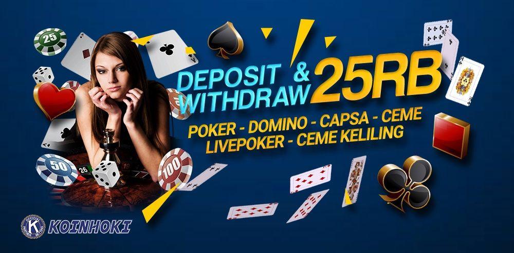 Pin On Situs Judi Poker Online