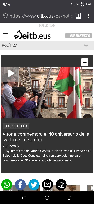 Pin By Ka Yan Wong On Basque Eitb Screenshots Pandora Screenshot